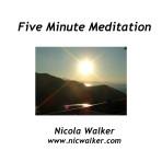 Five Minute Meditation